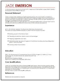 Teenage Resume Examples Cool Gallery Of Cv Example For Teenagers Myperfectcv How To Write A