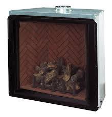superior 36 drt4036 dvf36 ihp fmi direct vent fireplace gas log set