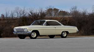 1962 Chevrolet Bel Air Bubble Top   F233   Kissimmee 2015
