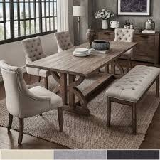 Image Living Room Paloma Salvaged Reclaimed Pine Wood 6piece Rectangle Dining Set By Inspire Artisan Muthu Property Buy Kitchen Dining Room Sets Online At Overstockcom Our Best