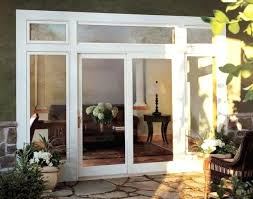 single exterior french door.  French Good Single French Door With Sidelights And Patio Side  Lights Masterly  With Single Exterior French Door S