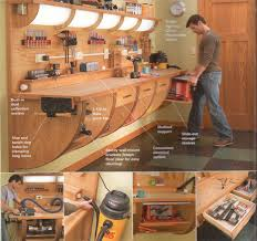 cool work bench idea