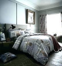 california king white linen duvet cover cal covers comforter set grey heritage stag