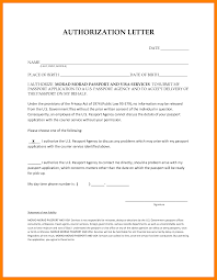 3 Sample Authorization Letter To Collect Documents Handy Man Resume