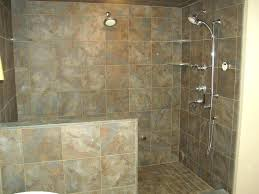 showers without glass large size of ceramic doors ideas master bathroom with block windows witho showers without glass