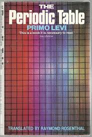 Periodic Table by Levi, First Edition - AbeBooks