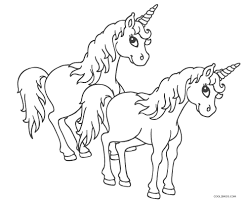 ⭐ free printable unicorn coloring book. Unicorn Coloring Pages Cool2bkids