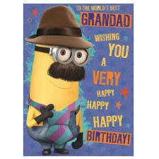 Minions Birthday Cards Minion Shop