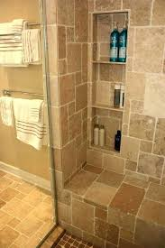 built in shower shelves storage contemporary bathroom cads ideas tiles bench remodel before and after