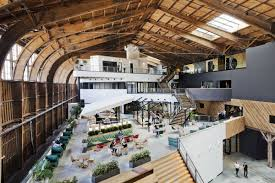 Where is google office Campus With The Spruce Goose Hangar Google Is Dramatically Expanding Its La Footprint Curbed La Photos See Inside Googles New Playa Vista Offices Curbed La