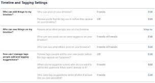 What Can You Offer Us That Someone Else Cannot The Complete Guide To Facebook Privacy Settings Techlicious