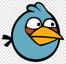 Blue Bird Angry Birds Characters Angry Birds Angry Transparent Png –  Pngset.com