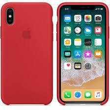 iphone x accessories. the image here depicts an official (product) red iphone x silicone case that you can buy for $39 by clicking through link below. iphone accessories