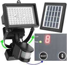 Harbor Freight Led Flood Light Cheap Offer Microsolar Outdoor Solar Motion Sensor Light