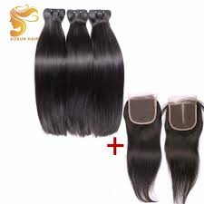 <b>AOSUN HAIR Brazilian</b> Deep Wave Bundles With Closure 10 28inch ...