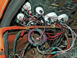 1985 chevy truck instrument cluster wiring 1985 aftermarket gauges in a stock chevy dash off road magazine on 1985 chevy truck instrument cluster