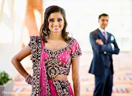 baltimore md indian wedding by photographick studios wedding dinner makeup