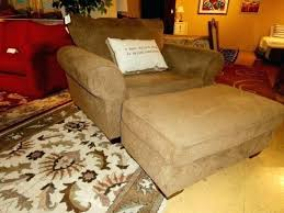 matching chair and ottoman slipcovers club chairs