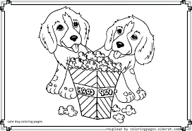 Coloring Pages Coloring Pages Online For Toddlers Free Popcorn Dog