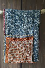 Best 25+ Kantha quilt ideas on Pinterest | Indian embroidery ... & Kantha blankets and throws | Kantha Bedspread | Kanthas UK | Decorator's  Notebook Adamdwight.com