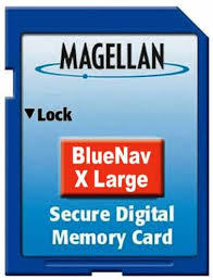 Mapsend Bluenav Charts Magellan 980636 01 Bluenav Chart Extra Large Sd Card