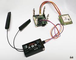 rc radio receiver vrbrain frsky sbus