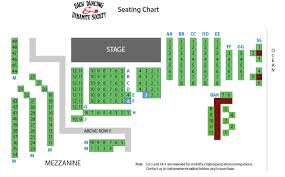 Sfjazz Seating Chart Seating Reservations Live Jazz Music Performance San