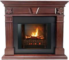 electric fireplaces neo front view