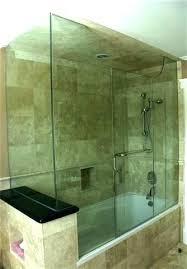 bathtub glass door enclosures tub bathroom shower doors home depot repair kit enclo