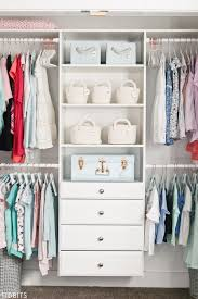 kids closet with drawers. 8 Tips For Better Kids Closet Organization With Drawers