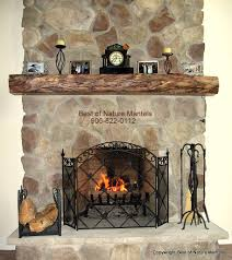 rustic fireplace mantel log mantels rustic mantels wood mantels