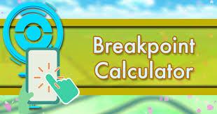 Breakpoint Calculator Pokemon Go Wiki Gamepress