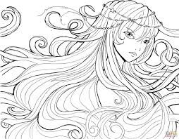 Free Printable Anime Coloring Pages Best For Kids 23003100