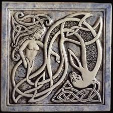 Decorative Relief Tiles celtic tiles 24