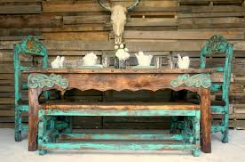 rustic furniture pics. Agave Rustic Dining Table For 6 Furniture Pics L