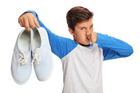 Image result for smelly sweat in shoes