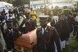 Haitian president's hometown holds ...
