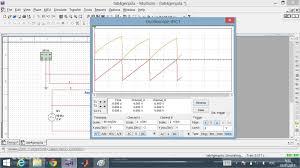 отчет по схем  При этом функциональный генератор будет подключен к каналу А осциллографа на экране которого увидим осциллограммы показанные на рис 3