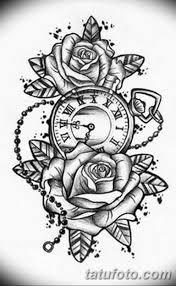 тату часы на руке эскизы 08032019 Tatufotocom 2 Tatufotocom