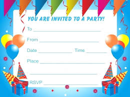 Printable Birthday Party Invitations Pool Party Invites Free