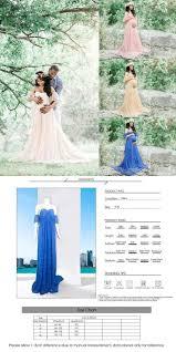 Dresses 11534 Off Shoulder Lace Gown Maternity Maxi Dress