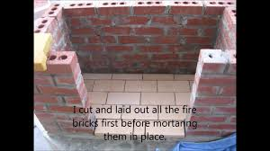 Building A Fireplace How To Build An Outdoor Fireplace Youtube