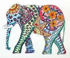 colorful elephant drawings. Beautiful Colorful Colorful Elephant Drawing  Google Search And Colorful Elephant Drawings Pinterest