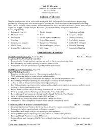Neil Shapiro Resume Digital Marketing Google Analytics Expert. Neil H.  Shapiro 2449 D -4 B Union Boulevard Islip, NY 11751 nhshapiro ...