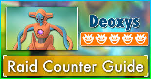 Deoxys Iv Chart Deoxys Normal Forme Raid Counter Guide Pokemon Go Wiki