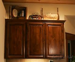 Decor Over Kitchen Cabinets Tag For Decorating Ideas For Area Above Kitchen Cabinets Nanilumi