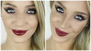 Best Hairstyle For Large Nose Make Your Nose Look Smaller With Contouring Tutorial Stephanie