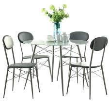 5 piece glass top dining set 5 piece glass top dining set 5 piece modern glass