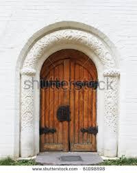 old church doors clipart 1