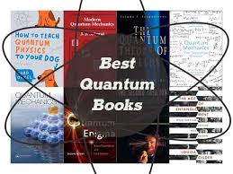 share what are the best books about quantum physics